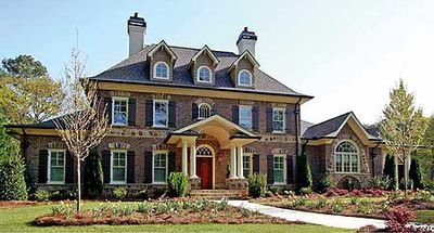 Stately Traditional Home Plan - 15765GE thumb - 02
