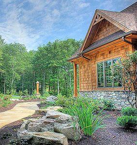 Stunning Mountain Ranch Home Plan - 15793GE thumb - 02