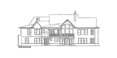 Stunning Mountain Ranch Home Plan - 15793GE thumb - 07