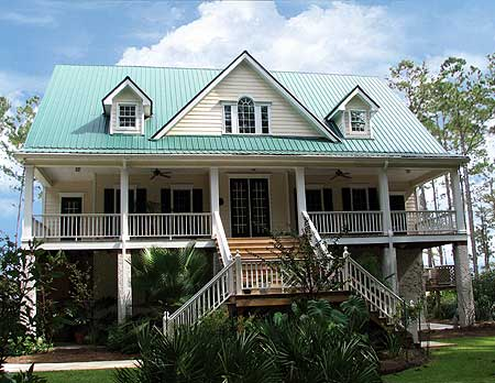 Seaside charmer 15797ge beach country low country for Low country homes