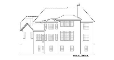 Old World Exterior - 15807GE   Architectural Designs - House Plans