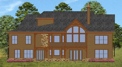 Craftsman-Inspired Ranch Home Plan - 15883GE thumb - 05