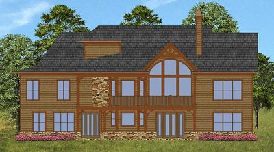 Classic Hip Roofed Cottage with Options - 15886GE thumb - 05
