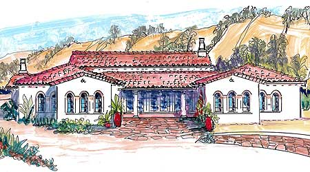 Architectural designs for Casita plans for backyard