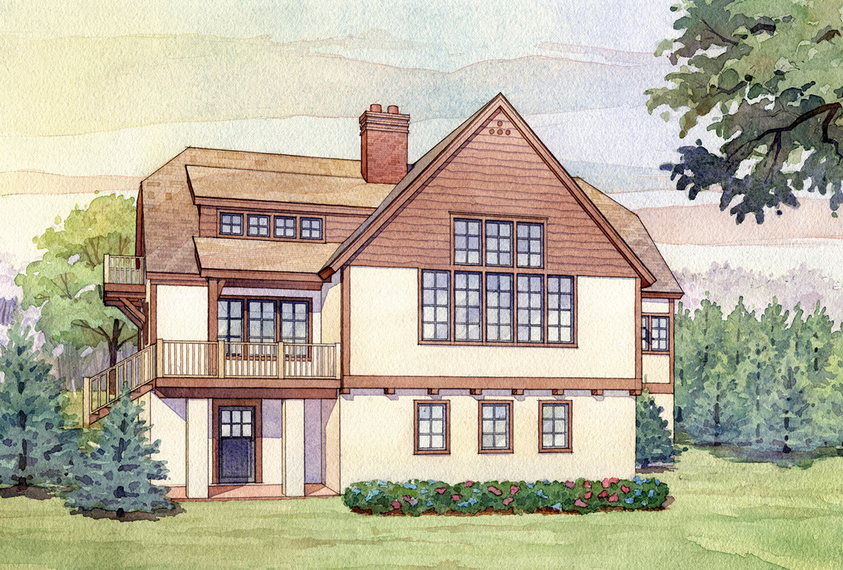 Sweet solar house plan 16500ar 2nd floor master suite for Solar house plans with photos