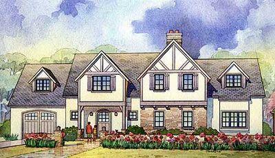 passive solar tudor house plan 16505ar thumb 02