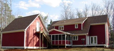 Energy Efficient Red Bungalow - 16702RH thumb - 10
