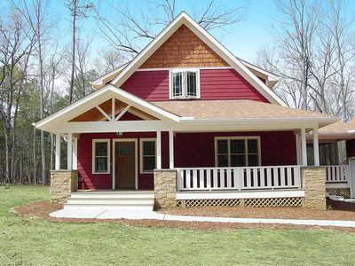 Energy Efficient Red Bungalow - 16702RH thumb - 03