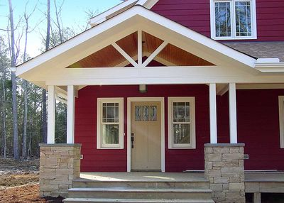 Energy Efficient Red Bungalow - 16702RH thumb - 04