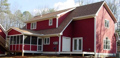 Energy Efficient Red Bungalow - 16702RH thumb - 09