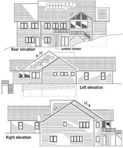 Two Level Living, One Floor Profile - 16712RH thumb - 15