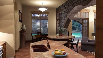 Luxury Plan with Tuscan Influences - 16811WG thumb - 21