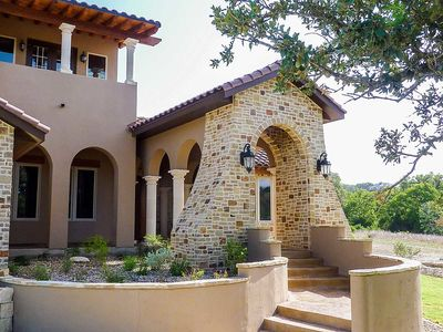 Luxury Plan with Tuscan Influences - 16811WG thumb - 07