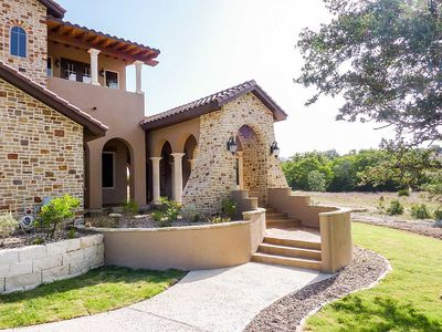 Luxury Plan with Tuscan Influences - 16811WG thumb - 06
