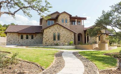 Luxury Plan with Tuscan Influences - 16811WG thumb - 05