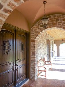 Luxury Plan with Tuscan Influences - 16811WG thumb - 10