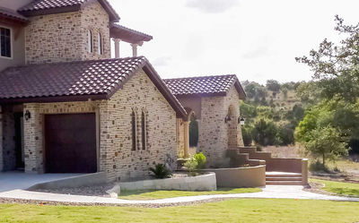 Luxury Plan with Tuscan Influences - 16811WG thumb - 11