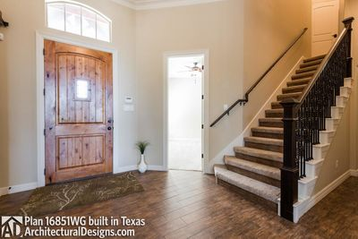House Plan 16851WG Comes to Life In Texas - photo 010
