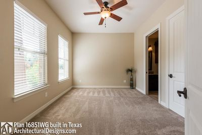 House Plan 16851WG Comes to Life In Texas - photo 014