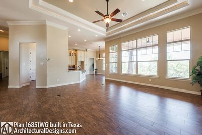 House Plan 16851WG Comes to Life In Texas - photo 017