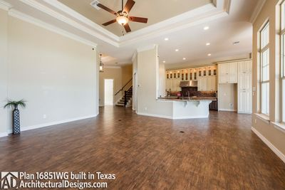 House Plan 16851WG Comes to Life In Texas - photo 018
