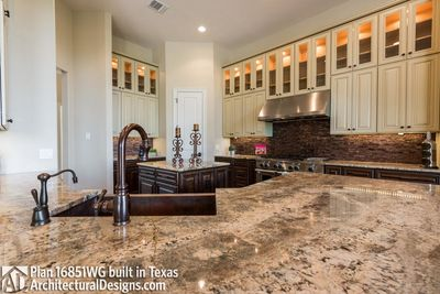 House Plan 16851WG Comes to Life In Texas - photo 020