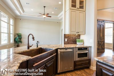 House Plan 16851WG Comes to Life In Texas - photo 025