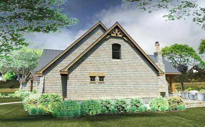 Rugged Craftsman Dream Home Plan - 16851WG thumb - 10