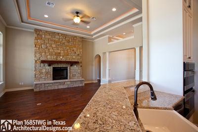 Rugged Craftsman Dream Home Plan - 16851WG thumb - 20