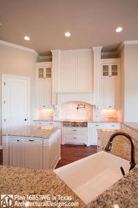 Rugged Craftsman Dream Home Plan - 16851WG thumb - 22