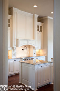 Rugged Craftsman Dream Home Plan - 16851WG thumb - 23