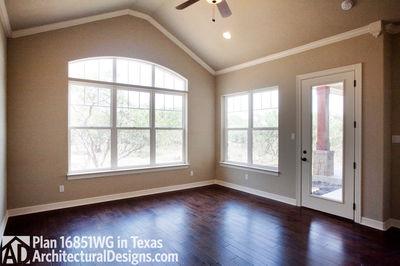 Rugged Craftsman Dream Home Plan - 16851WG thumb - 24