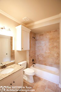Rugged Craftsman Dream Home Plan - 16851WG thumb - 25