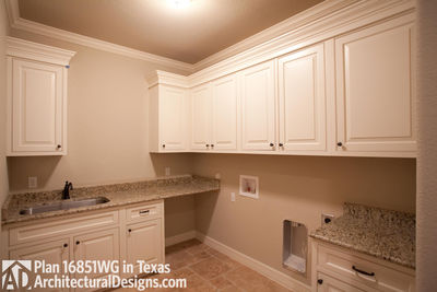 Rugged Craftsman Dream Home Plan - 16851WG thumb - 26