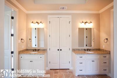 Rugged Craftsman Dream Home Plan - 16851WG thumb - 27