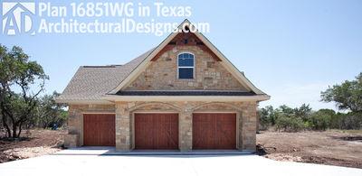 Rugged Craftsman Dream Home Plan - 16851WG thumb - 15