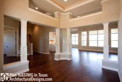 Rugged Craftsman Dream Home Plan - 16851WG thumb - 16