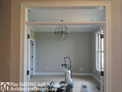 House Plan 16851WG Client-Built In Alabama - photo 006