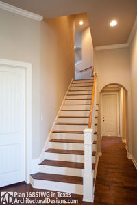 Rugged Craftsman Dream Home Plan - 16851WG thumb - 18