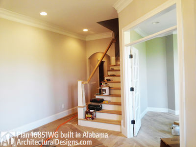 House Plan 16851WG Client-Built In Alabama - photo 007