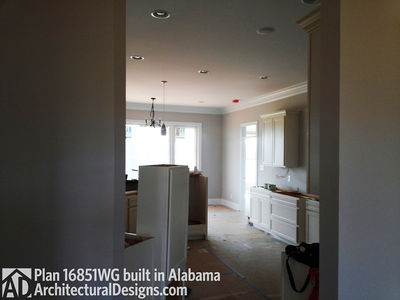 House Plan 16851WG Client-Built In Alabama - photo 008