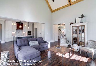 Modern Farmhouse Plan 16853WG comes to life in Georgia! - photo 021