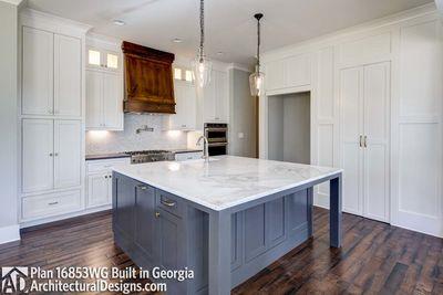 Modern Farmhouse Plan 16853WG comes to life in Georgia! - photo 023