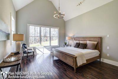 Modern Farmhouse Plan 16853WG comes to life in Georgia! - photo 030
