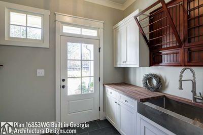 Modern Farmhouse Plan 16853WG comes to life in Georgia! - photo 038