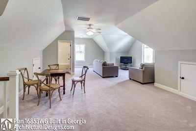 Modern Farmhouse Plan 16853WG comes to life in Georgia! - photo 040