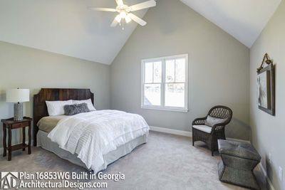 Modern Farmhouse Plan 16853WG comes to life in Georgia! - photo 044