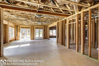 Modern Farmhouse Plan 16853WG comes to life in Georgia! - photo 053