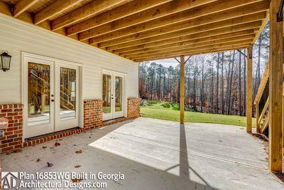Modern Farmhouse Plan 16853WG comes to life in Georgia! - photo 054