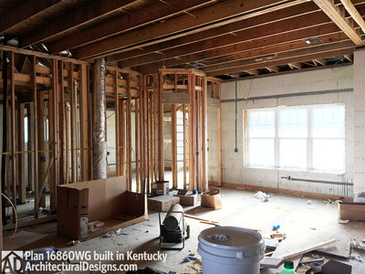 House Plan 16860WG comes to life in Kentucky! - photo 008